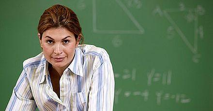 Rozpacz nauczyciela
