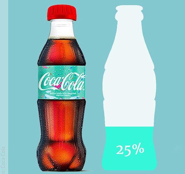 Coca-Cola inwestuje w ekologię. Czas na butelki z plastiku w 100 proc. z recyklingu