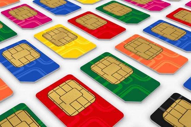 Na świecie jest już 6,8 miliarda kart SIM