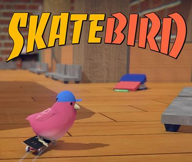SkateBIRD od Glass Bottom Games