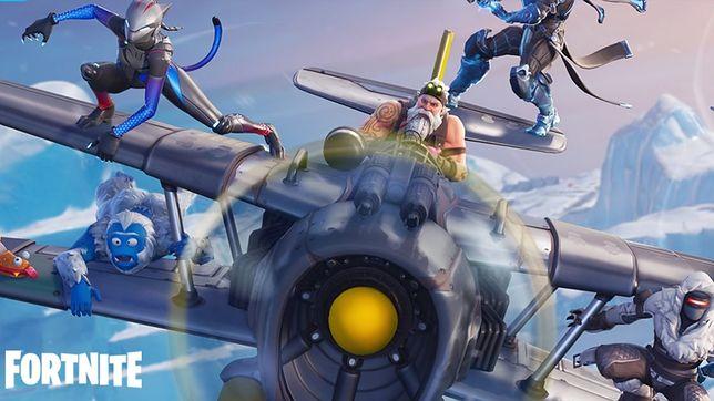 """""""Fortnite"""" - gra, która zawładnęła popkulturą w 2018 roku"""