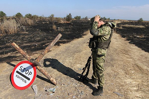 Doradca szefa MSW: agresja Rosji zaczęła się 24 sierpnia