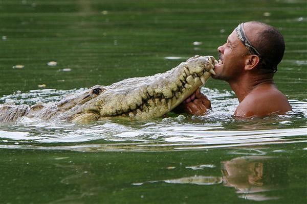 Przyjaźń między ludźmi a dzikimi zwierzętami zdarza się naprawdę