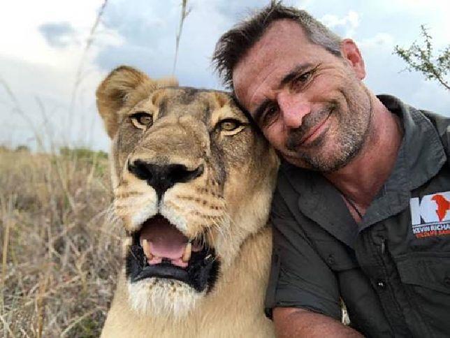 Twórcy filmu familijnego korzystali z pomocy słynnego zaklinacza lwów