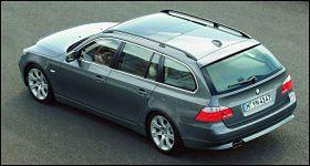 BMW: wersja Touring serii 5