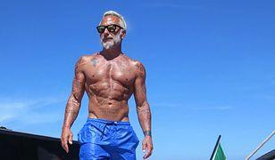 Seksowny 50-latek podbija Instagram. Poznajcie Gianlukę Vacchi