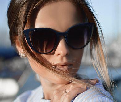 Modne okulary sprawiają, że czujemy się młodziej
