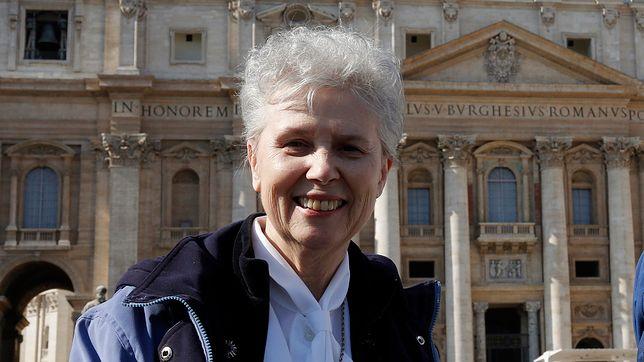 Jeannine Gramick. Nieposłuszna zakonnica, której Watykan chce zamknąć usta
