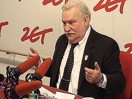 Wałęsa: dziś nie poparłbym Tuska