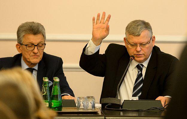 Marek Suski (z prawej)