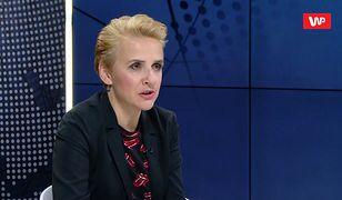 """""""Stop pedofilii"""". Joanna Scheuring-Wielgus o Kaczyńskim. Ma teorię"""