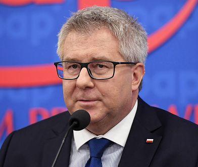 """Europoseł PiS Ryszard Czarnecki: """"Myślę, że miasta będą odwoływać się od tej decyzji"""""""