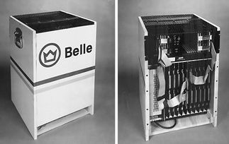 Belle (chess machine)