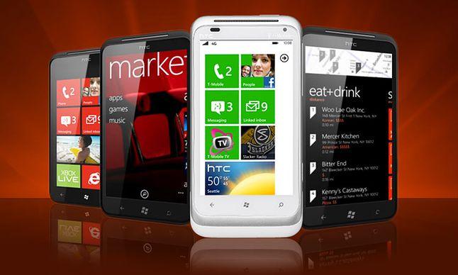 Windows Phone 7 wprowadził Zune do telefonów