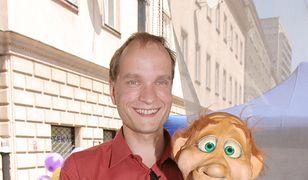 Wojciech Glanc próbował zrobić karierę z lalką Eustachym
