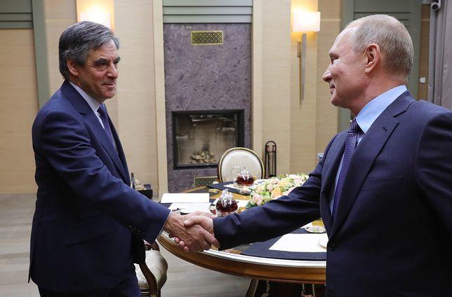 Francja. Były premier zostanie przedstawicielem Rosji w koncernie naftowym? Jest nominacja