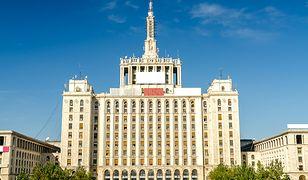 Stalinowskie wieżowce w Europie