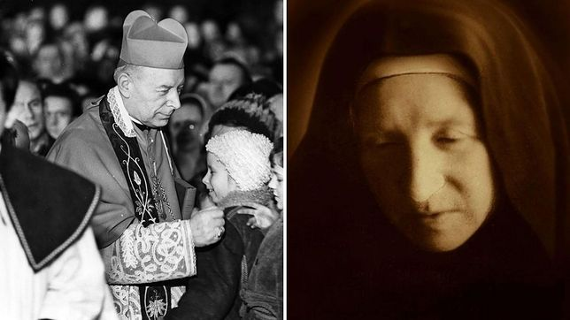Warszawa. Beatyfikacja kard. Stefana Wyszyńskiego i matki Elżbiety Czackiej