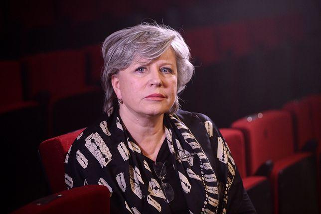"""Krystyna Janda jest jedną z bohaterek drugiego tomu """"Szkoły filmowej"""""""