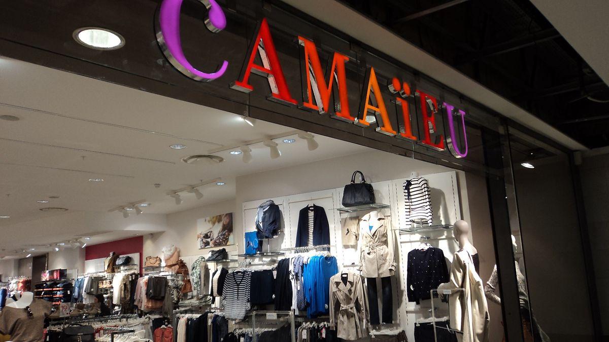 Francuska sieć Camaieu zamyka sklepy w Polsce