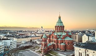 Wyjątkowe uroki Finlandii. Helsinki witają śledziami