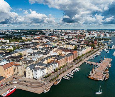 W stolicy Finlandii jest w tym miesiącu wyjątkowo upalnie
