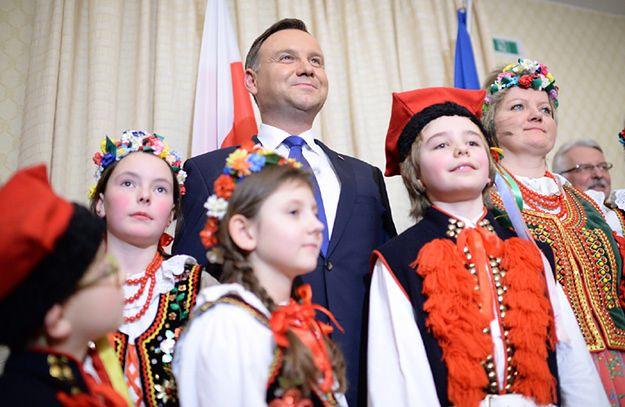 Prezydent Duda: szkoły w Niemczech nie zapewniają odpowiedniej nauki polskiego