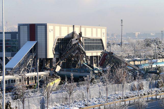 Turcja: tragiczne zderzenia pociągów w Ankarze