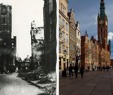 Miasto, które podniosło się z ruin