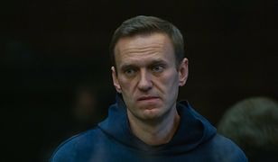 Aleksiej Nawalny prowadzi głodówkę