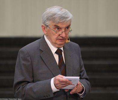 """Tadeusz Sznuk i """"Jeden z Dziesięciu"""" tylko jako powtórka? TVP wyjaśnia"""