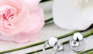 Śliczna srebrna biżuteria za mniej niż 100 złotych. Będziesz chciała ją nosić codziennie