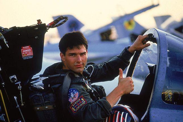 "Tom Cruise w ""Top Gun: Maverick"". I on ma 57 lat?"