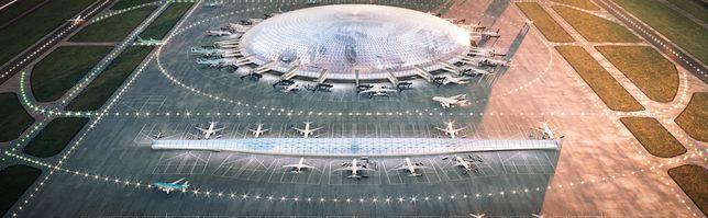 CPK - nowy port lotniczy wybiera partnera inwestycji: Japonia lub Korea
