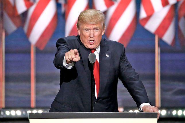 Donald Trump chciał wystraszyć Koreę Północną. Nastraszył jednak także rynki finansowe.