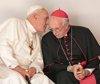 """""""Dwóch papieży"""". Czy papież Franciszek i papież Benedykt XVI widzieli film?"""