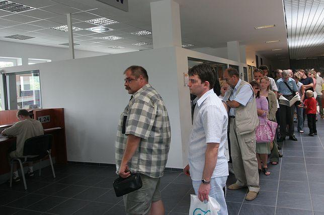 Zdjęcie ilustracyjne/W urzędzie w Łodzi zmarł 64-latek