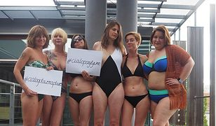 """Świetna akcja odważnych dziewczyn! Dziennikarki z """"Wysokich Obcasów"""" udowadniają, że kostiumy kąpielowe są dla każdej z nas"""