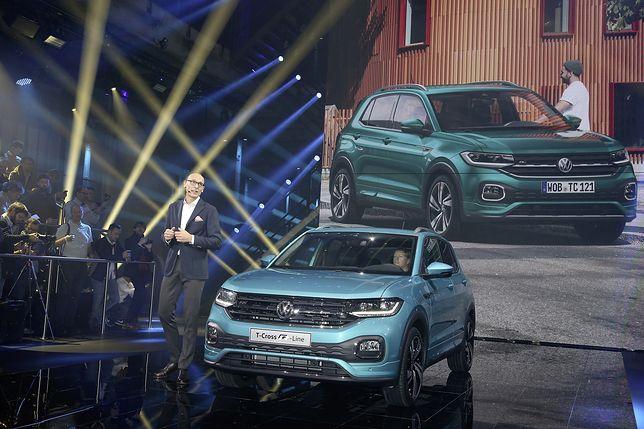 Przestronny i przystępny. Nowy Volkswagen T-Cross jest jak skrojony dla polskiego klienta