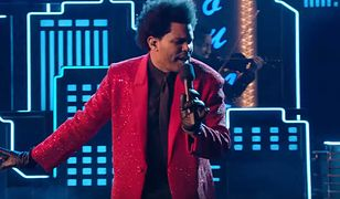 Super Bowl 2021: The Weeknd z fenomenalnym show [WIDEO]