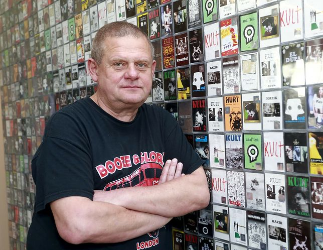 Kazik Staszewski (fot. East News)