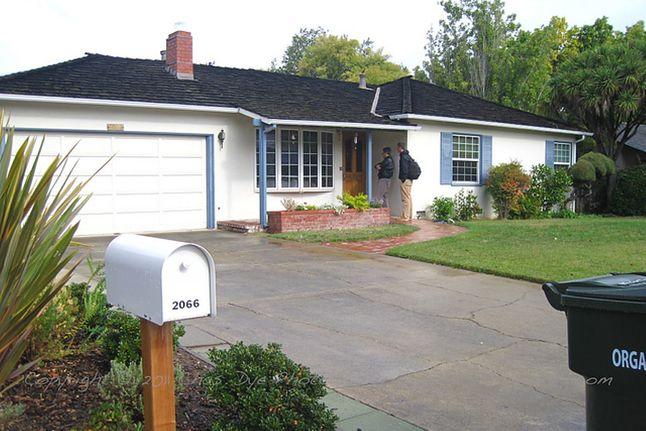 Tu zaczynało Apple... garaż rodziców Stevea Jobsa.