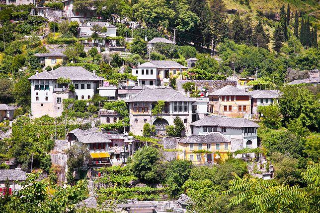 Albańskie miasta - muzea: Gjirokaster