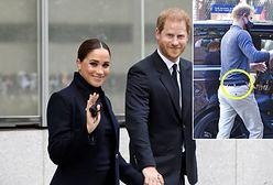 Zauważyliście? To dlatego księżna Meghan miała taki duży płaszcz