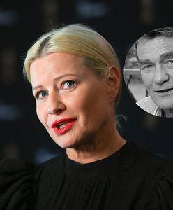 """Małgorzata Kożuchowska wspomina Krzysztofa Kiersznowskiego. Pracowali razem przy """"Kilerze"""""""