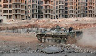 Syria: starcia armii z rebeliantami 2 godziny po wejściu w życie rozejmu