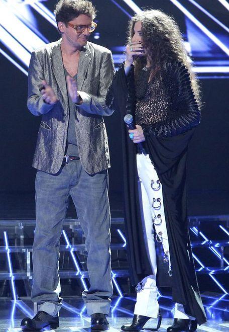 """A tak się lubili w trakcie """"X Factora"""""""
