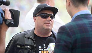 Big Cyc o zachowaniu Piotra Metza na korytarzu radiowej Trójki