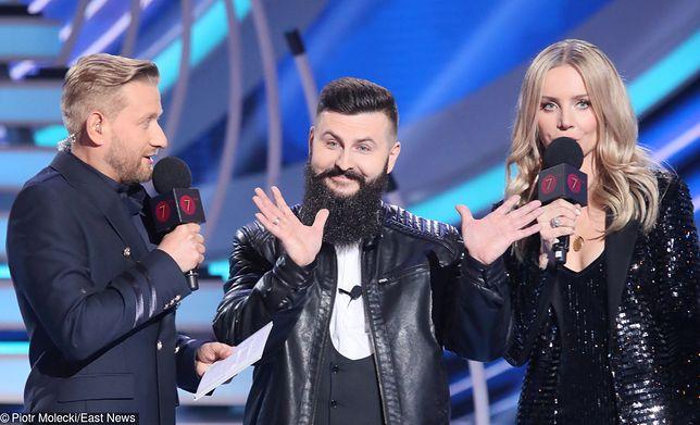 """Radek Palacz doznał kontuzji w programie """"Big Brother""""."""