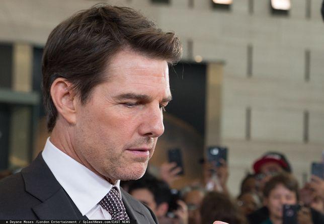 """Kolejne kłopoty Toma Cruise'a związane z kręceniem """"Mission: Impossible 7"""""""
